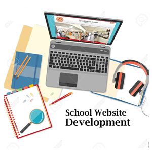 Educational Website Design In India, USA