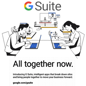 Everything About G Suite